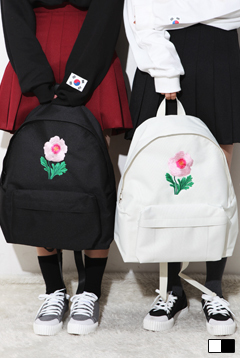 Honey flower backpack