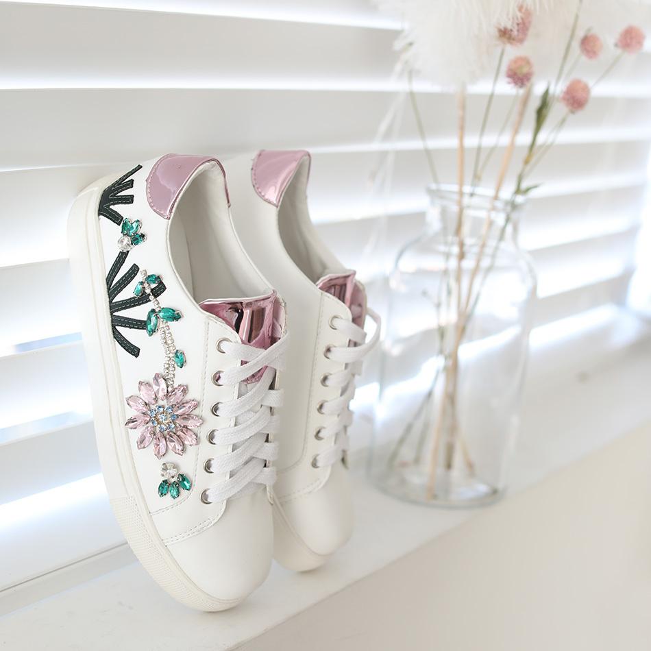Aidu Cubic Sneakers 2.5cm
