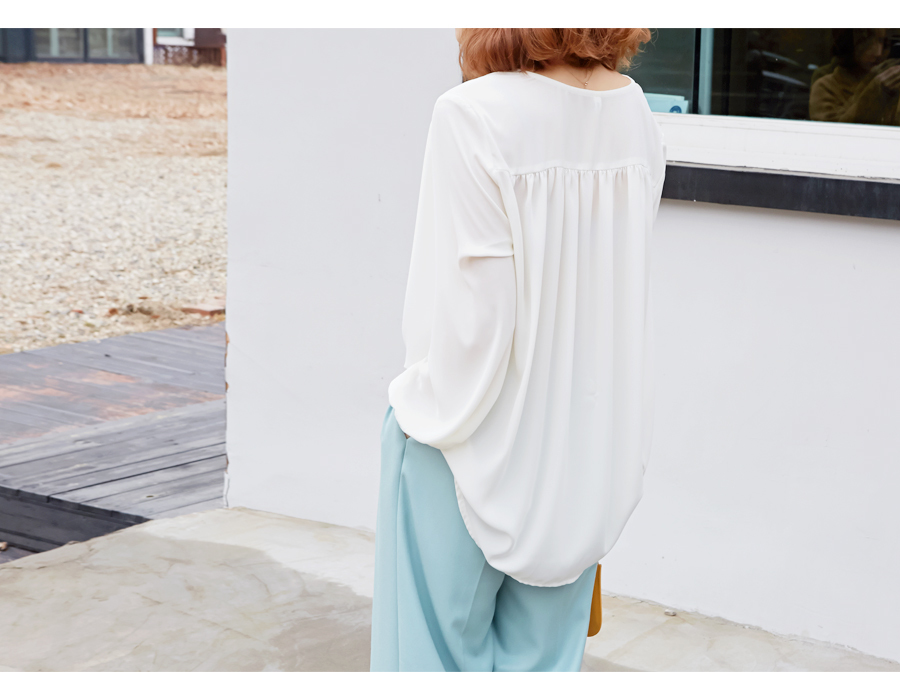 Young at heart blouse_S (size : free)