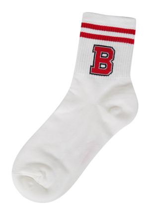 Alphabet Logo Socks