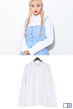 러브모드프릴셔츠