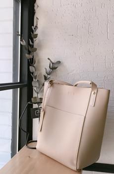"""MA-Hey (bag)""""MY ADORABLE BAG"""" 빅숄더백"""