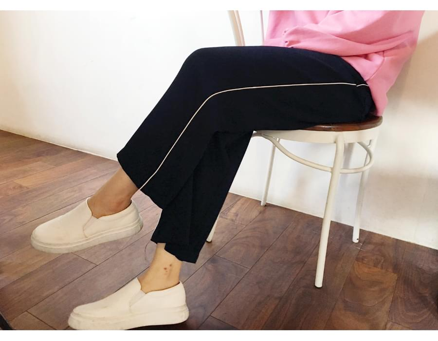 Eat bias loose pants_S (size : S,M)