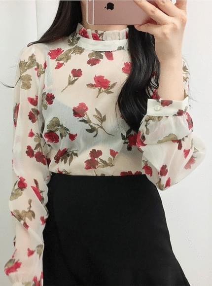 Shisururozu blouse