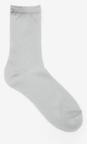 twinkle see-through socks (4 colors)