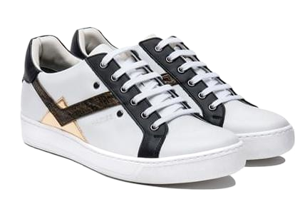 Tri Beca White Sneakers