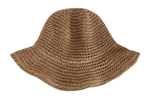 Straw hat (2color)