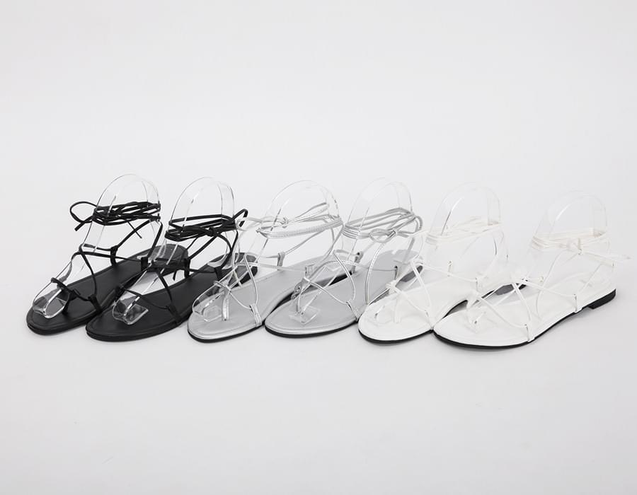 Orion string gladiator sandal_K(size : 225,230,235,240,245,250)