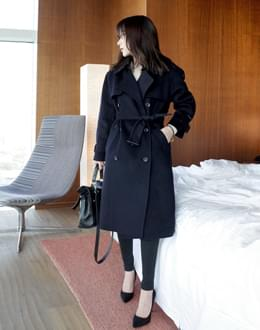 프렌치 감성 coat (*2color)#당일배송