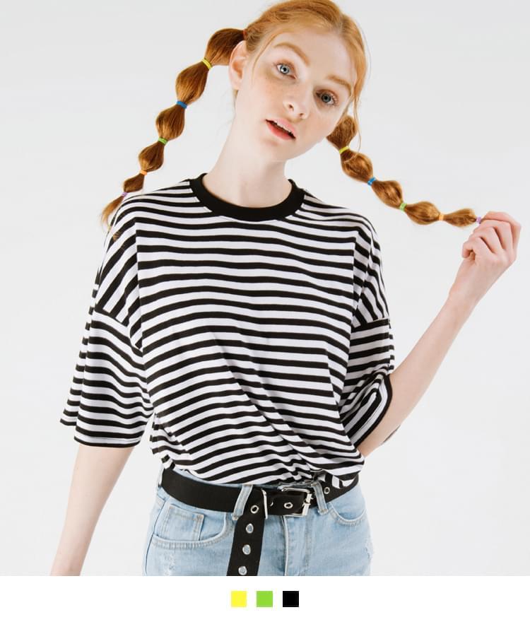 Willie striped t-shirt