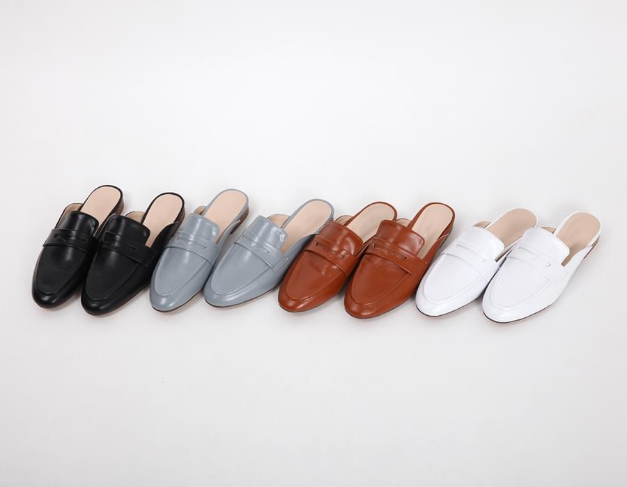 First penny bloafer_S (size : 230,235,240,245,250)