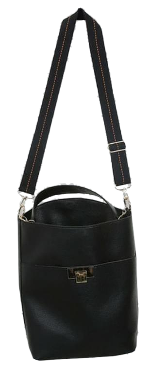 "MA-Flab ""MY ADORABLE BAG"" Big bucket bag"