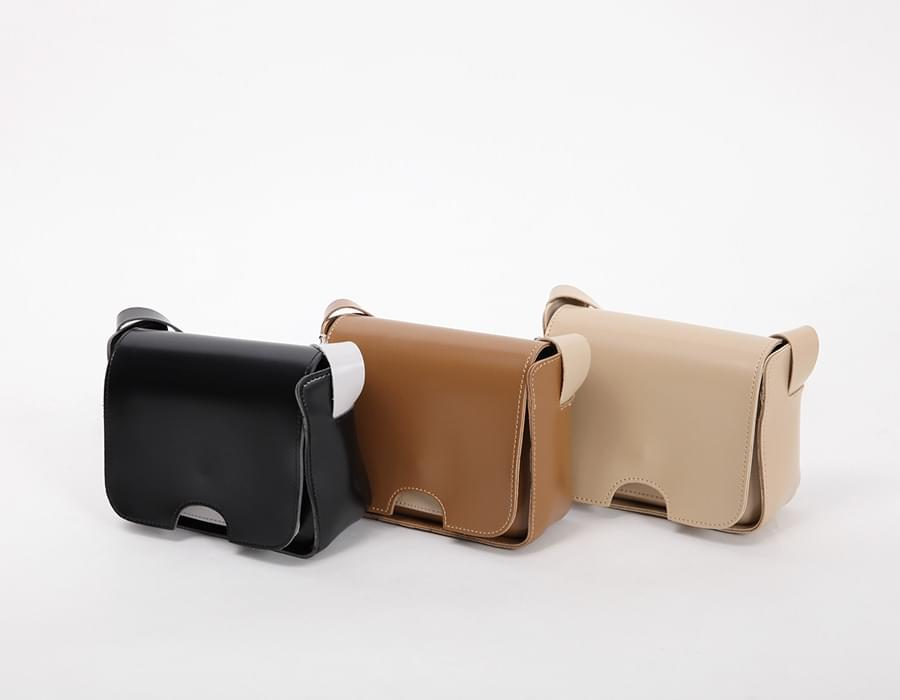 Sand open mini bag_K(size : one)