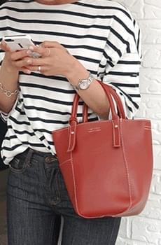 "MA-Little ""MY ADORABLE BAG"" mini bucket bag"