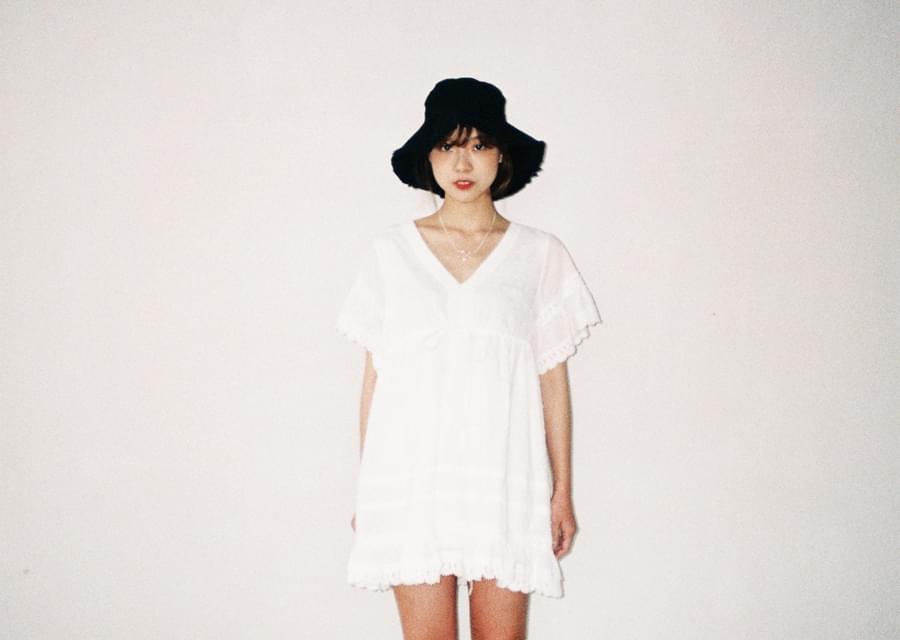 Amelia lace mini ops_H (size : free)