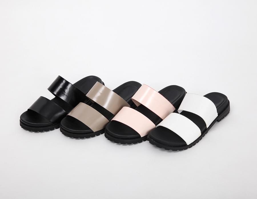 Common strap slipper_K (size : 230,235,240,245,250)