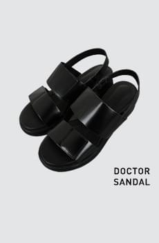 Doctor-샌들