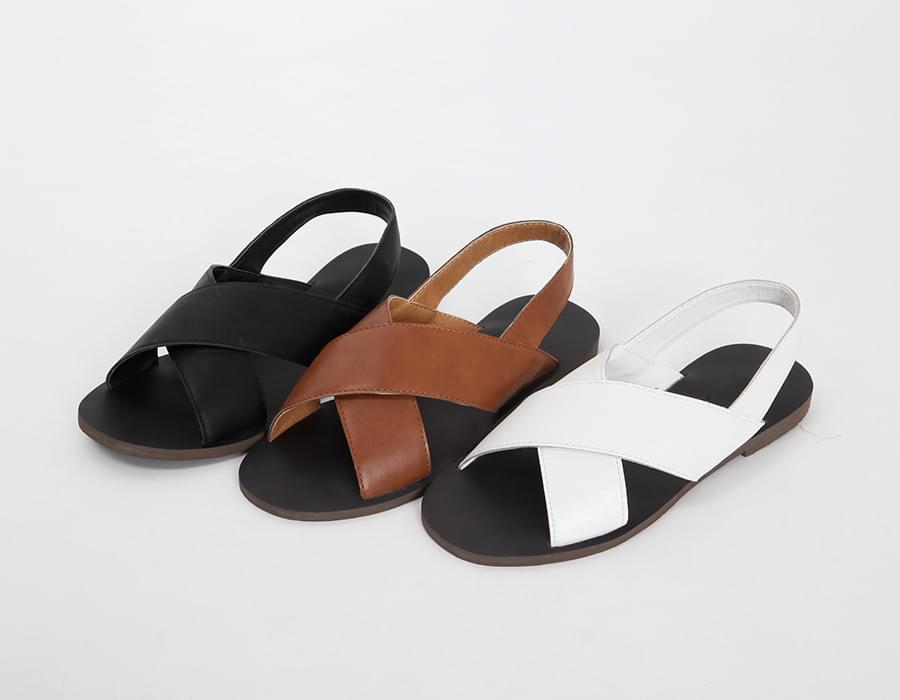 Normal X cover sandal_K (size : 230,235,240,245,250)