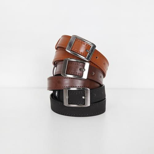 Simple square belt