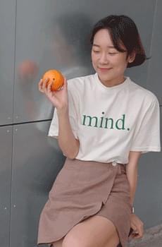 Mind-프린팅티셔츠