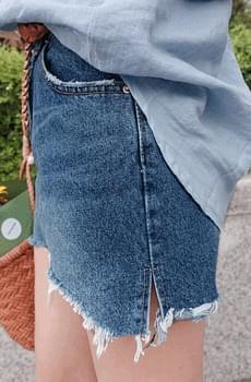 Never-denim shorts