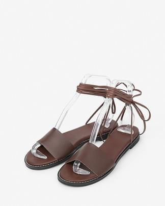 simple string sandal (4 colors)