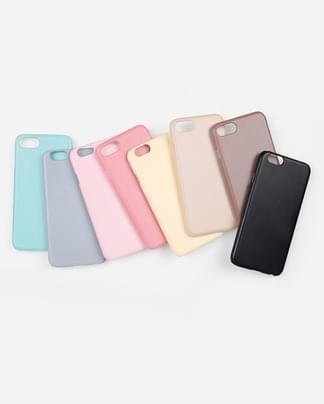 basic i-phone case (11 colors)
