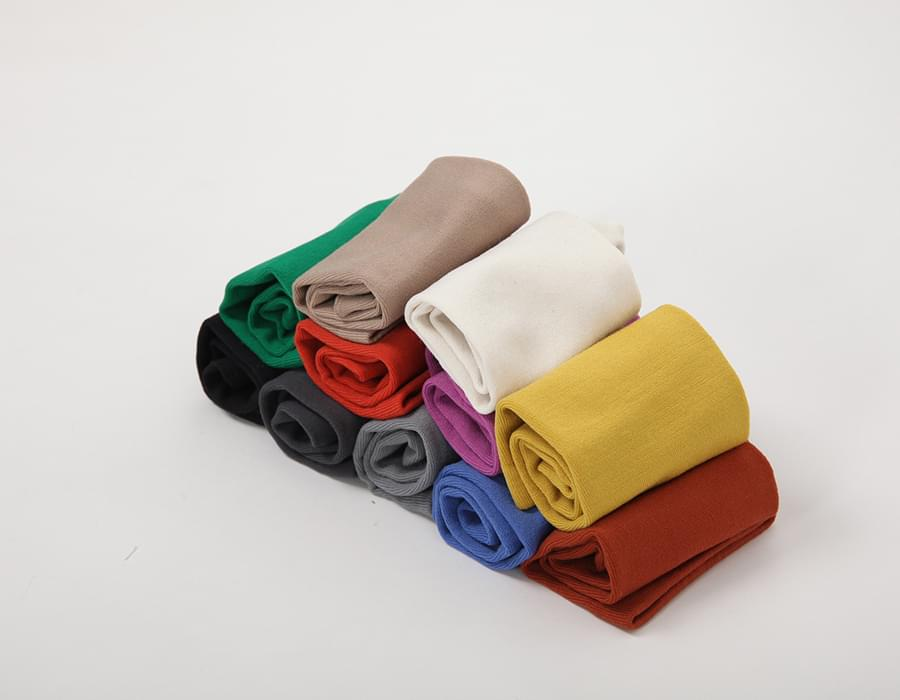 Day cotton color socks_S (size : one)