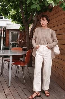 Margaret-natural pants