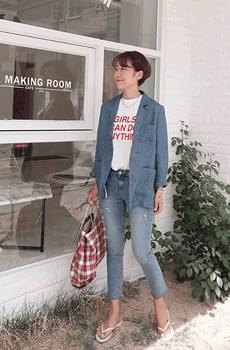 Really-crop pants