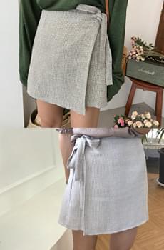 Omelet-lap skirt