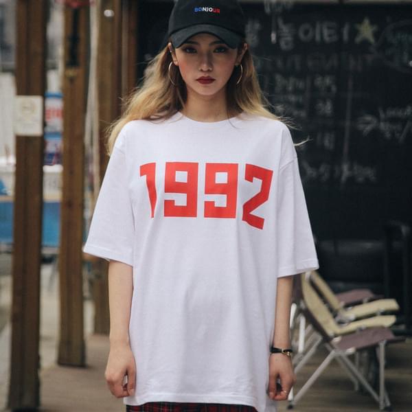 1992 반팔티 (t3164)