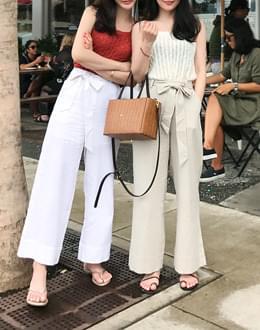 바로니 pants (*2color)
