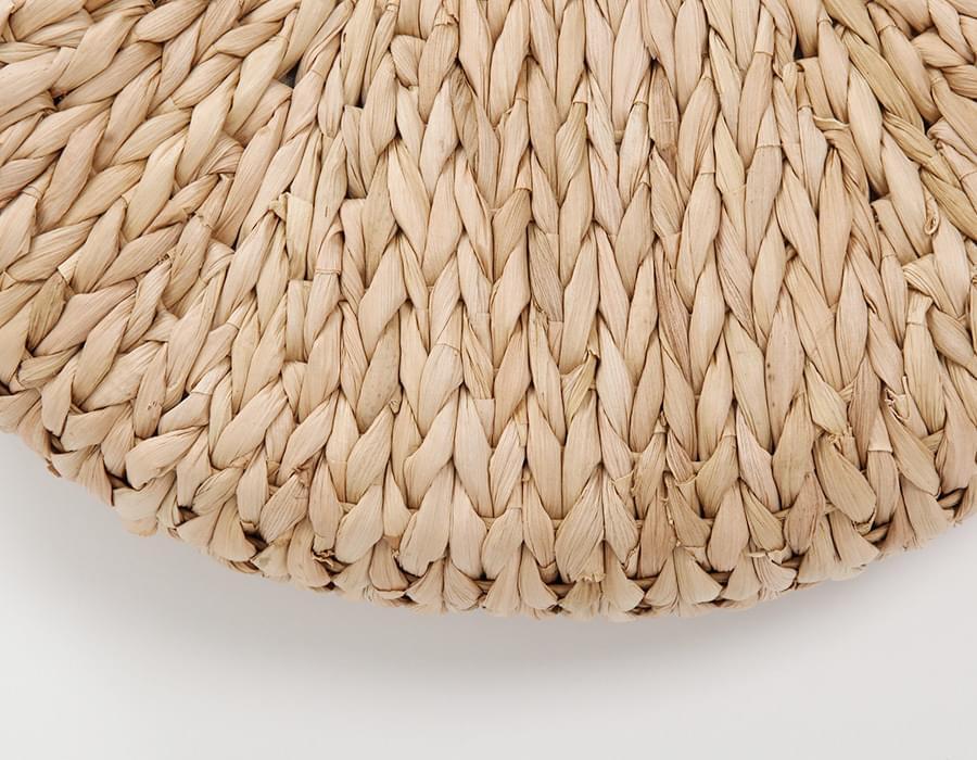 Original straw bag_K(size : one)