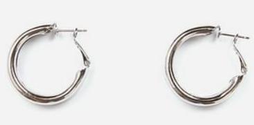 bold big ring earring