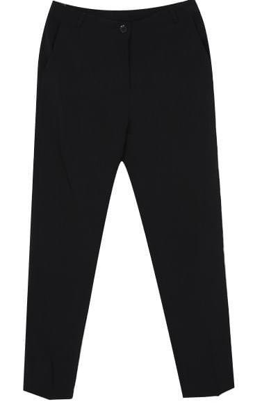 가벼운 슬림핏 슬랙스 (5color)