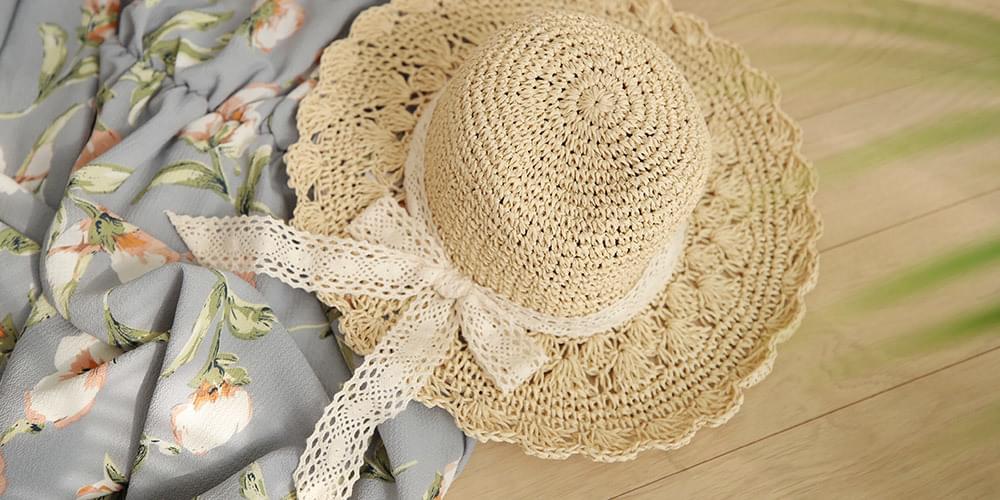 레이스 와이어 hat
