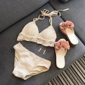 Skin - Knit Bikini