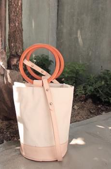 Canvas ring (bag)