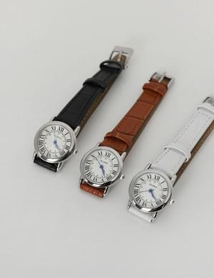 Classic Leather Watch