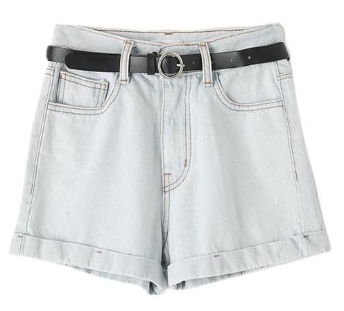 Merun Rollup Short Pants