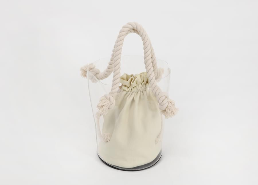 Bulk rope cylinder bag_H (size : one)