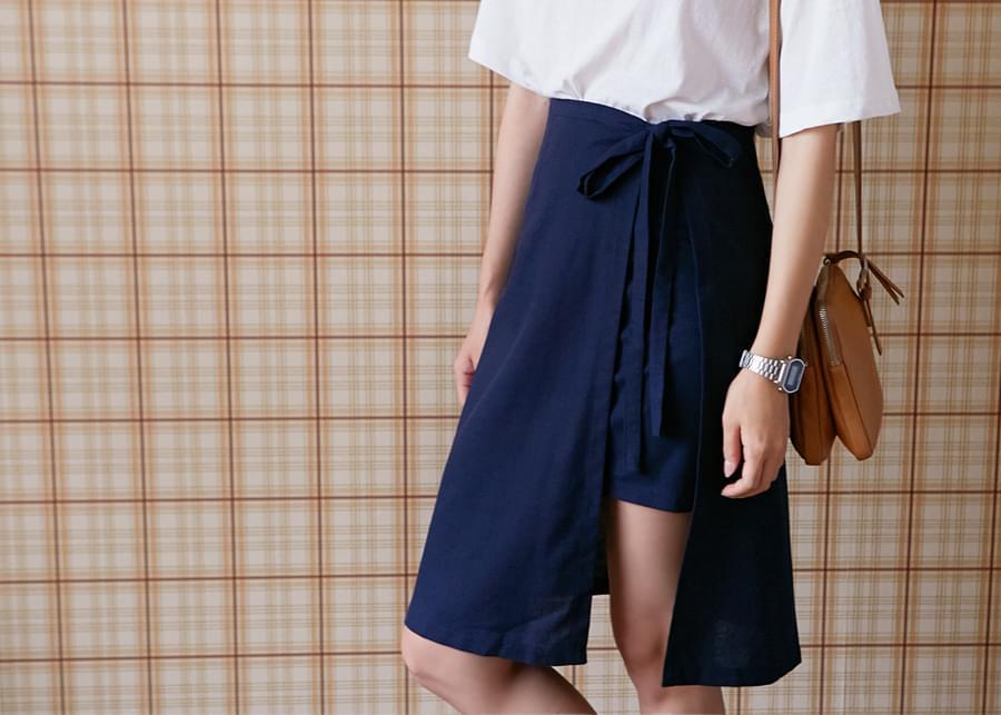 Made_bottom-123_mm 2way skirt (size : S,M)