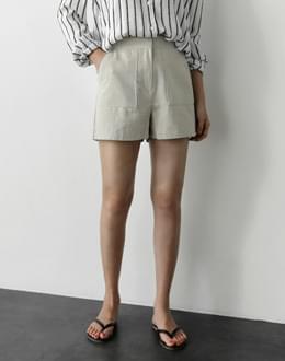 포켓라인 pants #