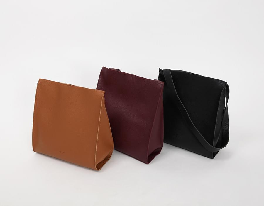 Sole strap daily bag_K (size : one)