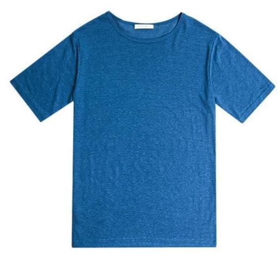 데일리 린넨 티셔츠