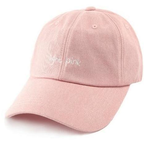 colorful name cap