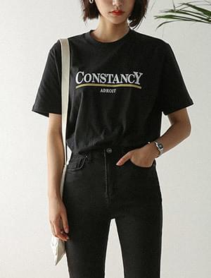 constancy cotton tee