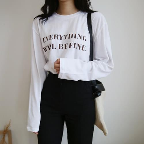 에브리 코튼티셔츠