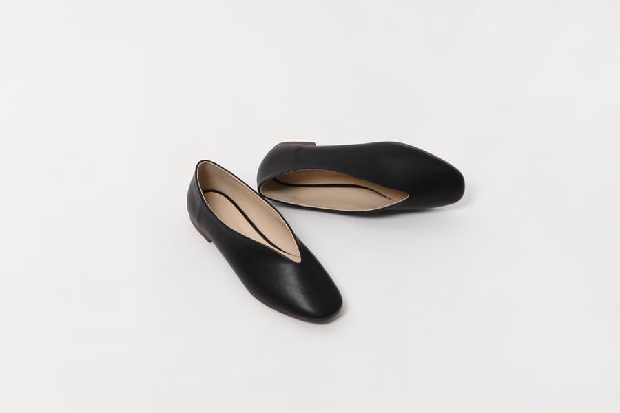 Tim sharp flat shoes_H (size : 230,235,240,245,250)